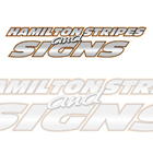 Hamilton Stripes and Signs